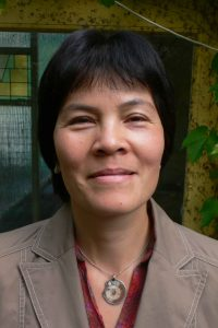 Opleiding en ervaring Stella Maaswinkel-Thoeng